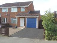 3 bedroom semi detached house for sale in Winslow Road, Bromyard...