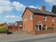 3 bed semi detached property for sale in 34 West Hill, Bromyard...