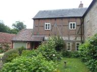 End of Terrace house for sale in Sawmill Cottage...