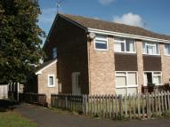 3 bedroom semi detached house in Hardwick Close, Bromyard...