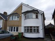 2 bed semi detached house to rent in Plymstock Road, Welling