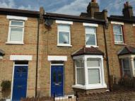 Terraced home in Reventlow Road...