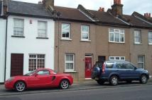 Terraced house to rent in Footscray Road...
