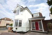 Detached house in Southwood Road...