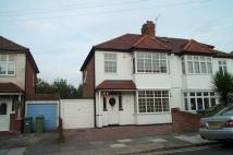 3 bedroom semi detached property to rent in Cadwallon Road...