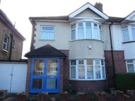 3 bed semi detached home in Southwood Road...