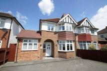 semi detached house in Sidcup Road, New Eltham
