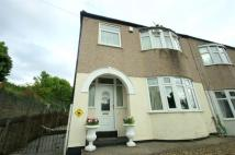 Roxholme Avenue semi detached property for sale
