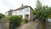 3 bed semi detached property in West Lea Drive, Moortown...