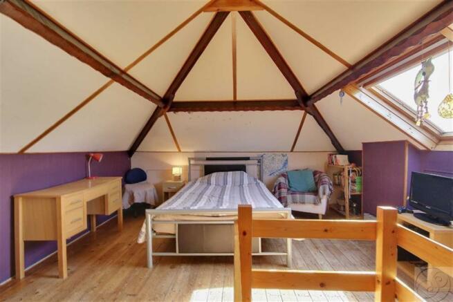 LOFT ROOM/ OCCASIONAL BEDROOM FOUR