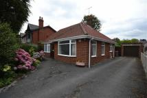 Knowsley Road Detached Bungalow for sale