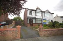 semi detached property for sale in Liverpool Road, Haydock...