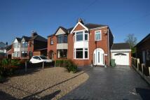 semi detached house in Bleak Hill Road...