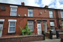 Terraced house in Chamberlain Street...