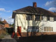 2 bed semi detached property in Marston Road...