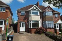 semi detached home to rent in Farren Road, Northfield...