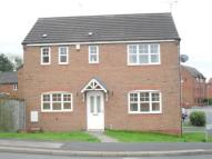 Detached house in Hollymoor Way...