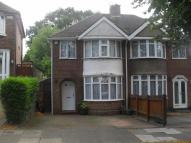 3 bedroom semi detached house in Falconhurst Road...
