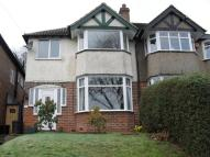 3 bedroom semi detached property in Josiah Road, Birmingham...