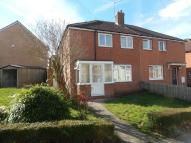 semi detached property in Willetts Road...