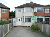 semi detached property to rent in Sylvan Avenue...