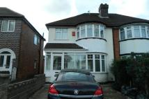 3 bed semi detached house in Audley Road, Stechford...