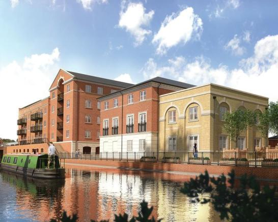 2 bedroom apartment for sale in The Waterside, Severn Street ...