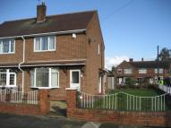 2 bed semi detached home to rent in Westminster Crescent...