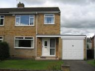 semi detached property to rent in HOLGATE