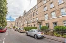 Flat in Murieston Terrace...