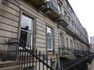 Palmerston Place Flat to rent
