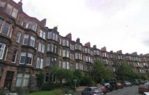 property to rent in Novar Drive, Glasgow, G12