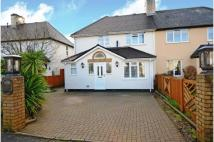 Osmans Close semi detached house to rent