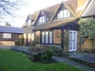 Detached house to rent in Barkham Road, Wokingham...