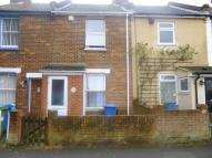 Terraced property in Millfield Road, Faversham