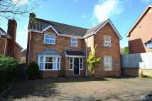 Detached house in Broadstone