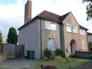 semi detached home in CANNINGTON ROAD...