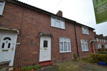 Terraced house in Porters Avenue, Dagenham...