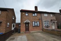 End of Terrace home in BASTABLE AVENUE, Barking...