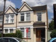 3 bed semi detached home in Cumberland Road, LONDON