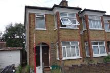 1 bed Maisonette in Belfast Road, London