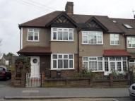 3 bedroom End of Terrace house to rent in Manor Road, LONDON