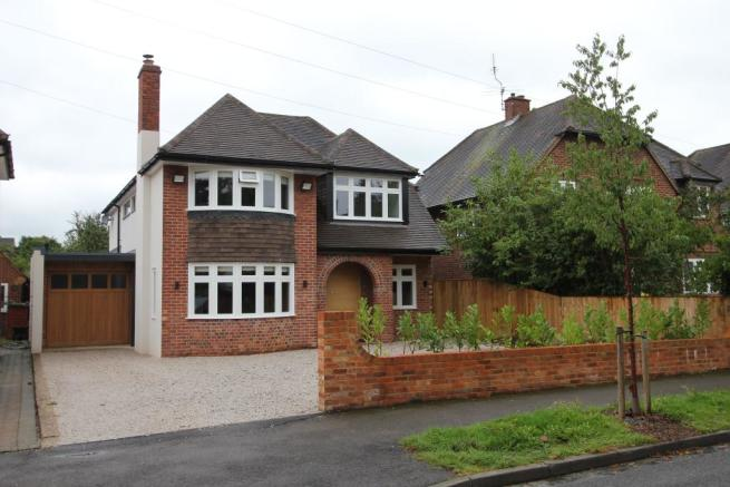 4 bedroom detached house for sale in birdwood road maidenhead sl6