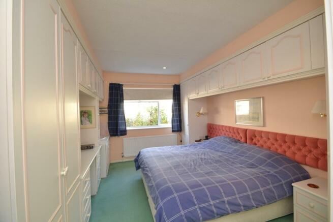 Current main bedroom