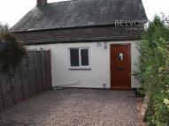 Vicarage Cottages semi detached property to rent