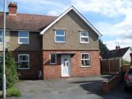 3 bedroom semi detached house in Breinton Avenue, Hereford