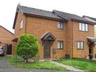 1 bed semi detached house in The Pastures...