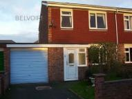 3 bedroom semi detached house in Ambleside Drive, Hereford