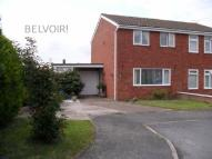 3 bedroom semi detached house to rent in Barneby Avenue...