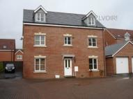 Detached home in Stable Drive, Saxon Gate...